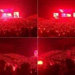 iKON、リーダーB.I(ハンビン)の脱退後6人での初コンサート…ステージ中に涙も