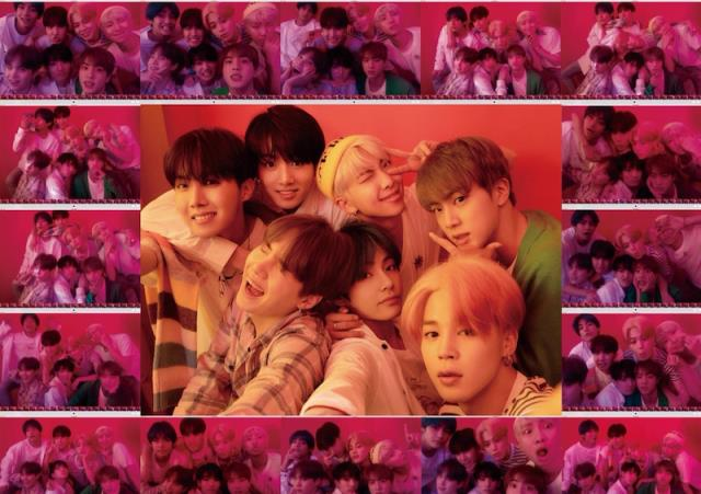 BTS MAP OF THE SOUL:PERSONA