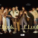 X1(エックスワン)、「1st Look」182号で初表紙2バージョン&グラビアを飾る