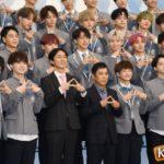 【取材レポ】『PRODUCE 101 JAPAN』TBSで9/25初回放送!12月には11人へ、ナインティナインとともに101人の練習生お披露目