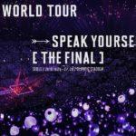 防弾少年団(BTS)、ソウルファイナルコンサート「LOVE YOURSELF:SPEAK YOURSELF [THE FINAL]」全世界同時生中継へ!