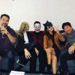 イ・ビョンホン&イ・ミンジョン夫妻、ハロウィンパーティーに参加した仲睦まじい写真が話題