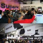 SuperM、ポップアップストアが米韓同時オープン・・・様々なイベントで大反響呼ぶ
