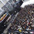 初の日本学園祭で力強いパフォーマンスを披露! 世界を席巻するグループATEEZ(エイティーズ) 2019年12月 日本デビュー決定!オフィシャルレポート