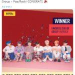 防弾少年団(BTS)、「AMAs」で3冠王達成!