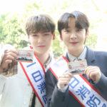 NTB:エルミン&ソウンが一日消防署長に!「NTB L.MIN&SEOWOONG DUET LIVE in JAPAN -Fall In Love-」も大盛況