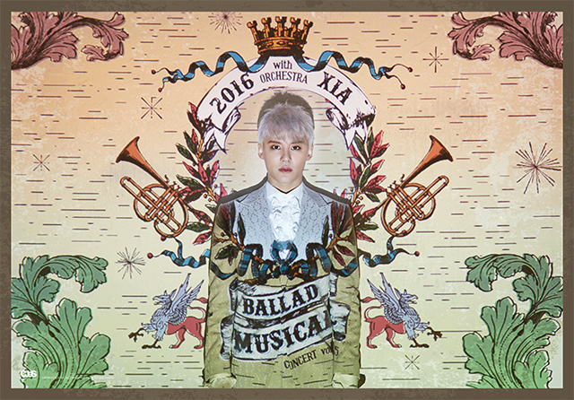 2016 XIA Ballad&Musical Concert with Orchestra vol.5