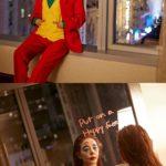 BoA、ジョーカーに変身した姿を公開!「私が1番好きなキャラクター」