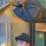Wanna One出身ユン・ジソン、軍休暇中のキュートな写真公開!