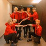 7人組K-POPボーイズグループTARGETからのクリスマスプレゼントライブが開幕