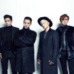 BIGBANG4人組で復活!除隊後初の公式ステージとして米「Coachella Festival」出演決定を発表