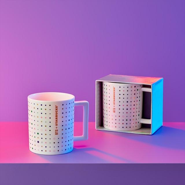 BTSマグカップ
