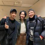 東方神起チャンミン、キュヒョン出演のミュージカル「笑う男」を観賞!東方神起は「LIVE TOUR 2019 ~XV~」開催中