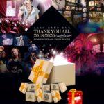 チャン・グンソク カムバック前最後のスペシャルイベント「THANK YOU ALL 2018-2020」開催決定!