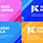 『KCON 2020』開催スケジュール!日本(4月)、アメリカ(6月・8月)、タイ(9月)