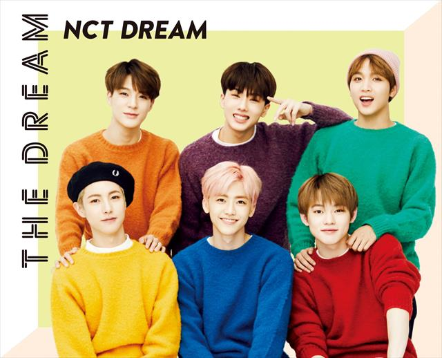 NCT DREAM『THE DREAM』