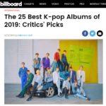 SEVENTEENの3rdアルバム「An Ode」、米ビルボード「2019年最高のK-POP25アルバム」1位に選定!