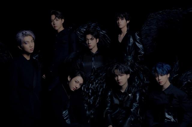 BTS 「Map Of The Soul:7」コンセプト写真バージョン2
