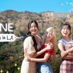 IZ*ONE のリアリティ番組「IZ*ONE #StyleVlog in LA」5月18日に日本オンエア決定!