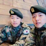 CNBLUE カン・ミンヒョク&イ・ジョンシン、新型コロナウイルスの影響で最後の軍休暇からの復帰なしで除隊へ