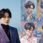 EXO スホ、本日(30日)ソロアルバム「自画像(Self-Portrait)」遂にリリース!