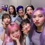 OH MY GIRL 韓国全6大テレビ音楽番組にて1位獲得!2番組での2週連続1位を含め初の8冠達成!大ヒット曲「Nonstop」「Dolphin」絶賛配信中