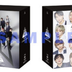 JO1オフィシャルファンクラブ限定「PRODUCE 101 JAPAN 番外編 〜JO1誕生までの軌跡〜」DVD&Blu-ray BOX発売決定