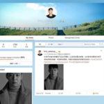 ユチョン、中国のSNS Weibo公式アカウントを開設しグローバルな活動を予告