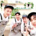 HIGHLIGHT ユン・ドゥジュン、tvN「配達して食べてくれるかな?」集合写真にファン注目!