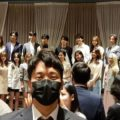 マネージャーの結婚式でSM所属歌手 少女時代、東方神起、SUPER JUNIORのメンバーが大集合!