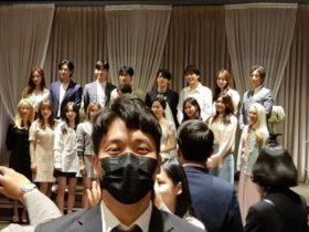 マネジャーの結婚式