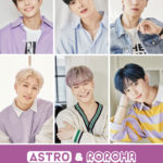 「ASTRO & ROROHA POP UP in Japan」タワレコ東阪2か所で日本初開催決定!