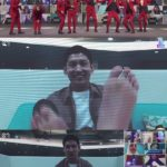 東方神起 チャンミン、SUPER JUNIORのBEYONDライブにサプライズ登場!