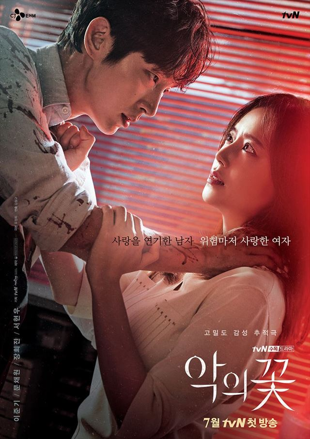 韓国ドラマ「悪の花」