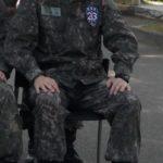 入隊したEXO スホ、新兵教育隊で中隊長訓練兵になる