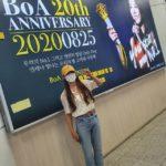 BoAのデビュー20周年を親友の東方神起ユンホを始め、SMアーティストがみんなでお祝い!