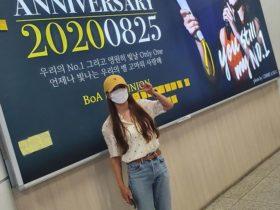 BoA 20周年