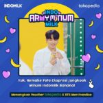 BTS(防弾少年団)ジョングク、インドネシアで「売り切れ神話」の記録を更新