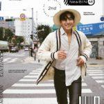 チ・チャンウク、NewBIN ARで表紙とグラビア飾る!「30代になり気持ちが楽に…」