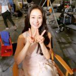 キム・テヒ、義妹イ・ボミの指名受けて「withチャレンジ」に賛同、美しい笑顔が輝く!