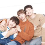 B1A4が約3年ぶりにカムバック!3人組となってから初のフルアルバムを10月にリリース