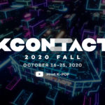 『KCON:TACT 2020 FALL』YouTubeで10月16日~25日の10日間 開催決定!