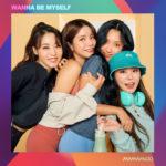 MAMAMOOが 新曲「WANNA BE MYSELF」をサプライズリリース!