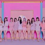 ガオガオダンスに注目!IZ*ONE(アイズワン)日本1stアルバム「Twelve」タイトル曲「Beware」MV公開