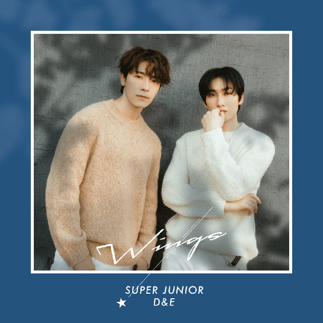 SUPER JUNIOR-D&E「Wings」