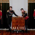 AB6IX(エイビーシックス)、11月2日にニューアルバム「SALUTE」を発売!日本限定特典販売も