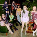 aespa(エスパ)「Black Mamba」K-POPグループデビュー曲MV史上最短1億ビュー記録!メンバーコメント