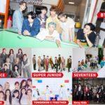 BTS、TWICE、IZ*ONEらが出演の『2020 TMA』12月12日にニコニコ生放送で日本独占生中継