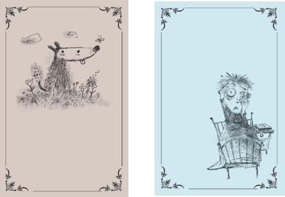 特典イラストカード