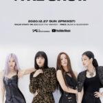 BLACKPINK 全世界に向けて初のライブ配信を12月27日(日)に実施!「YG PALM STAGE – 2020 BLACKPINK: THE SHOW」